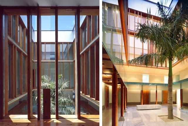 Casas y edificios especiales casas consistoriales de las - Casas de madera en gran canaria ...