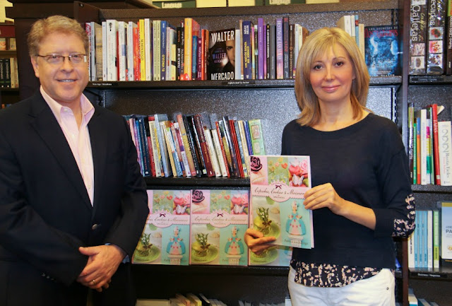 Libro Cupcakes, Cookies & Macarons de Alta Costura en Barnes & Noble