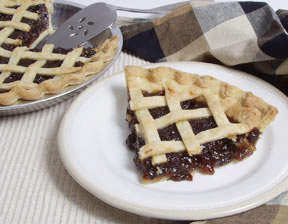 Delicious Mincemeat Pie