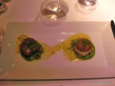 Gary Danko Seared Scallops