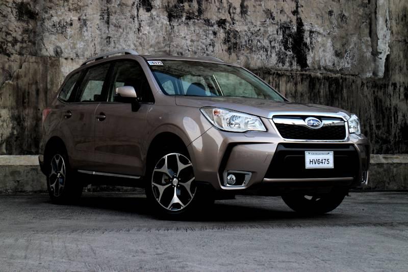 Review 2013 Subaru Forester Xt Philippine Car News Car