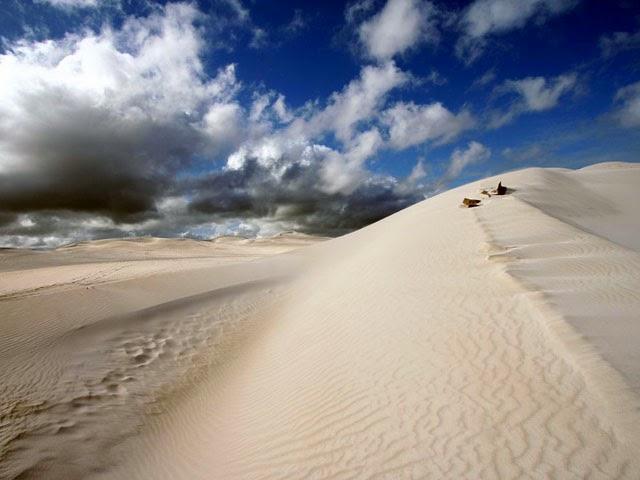 fotografías impresionantes, dunas, Australia
