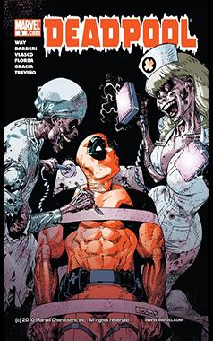 Deadpool Kills the Marvel Universe (2012) complete