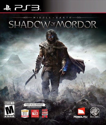Middle Earth Shadow of Mordor PS3 Torrent 2014