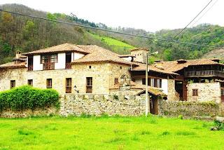 Láneo, casa de Longoria