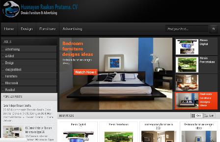 contoh blog jasa design