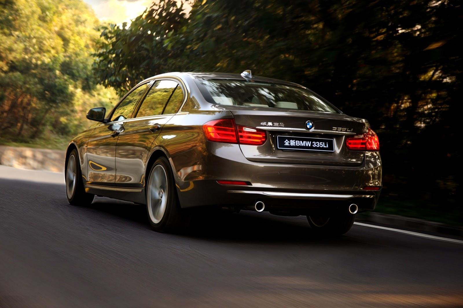 2013 BMW 3 Series Li