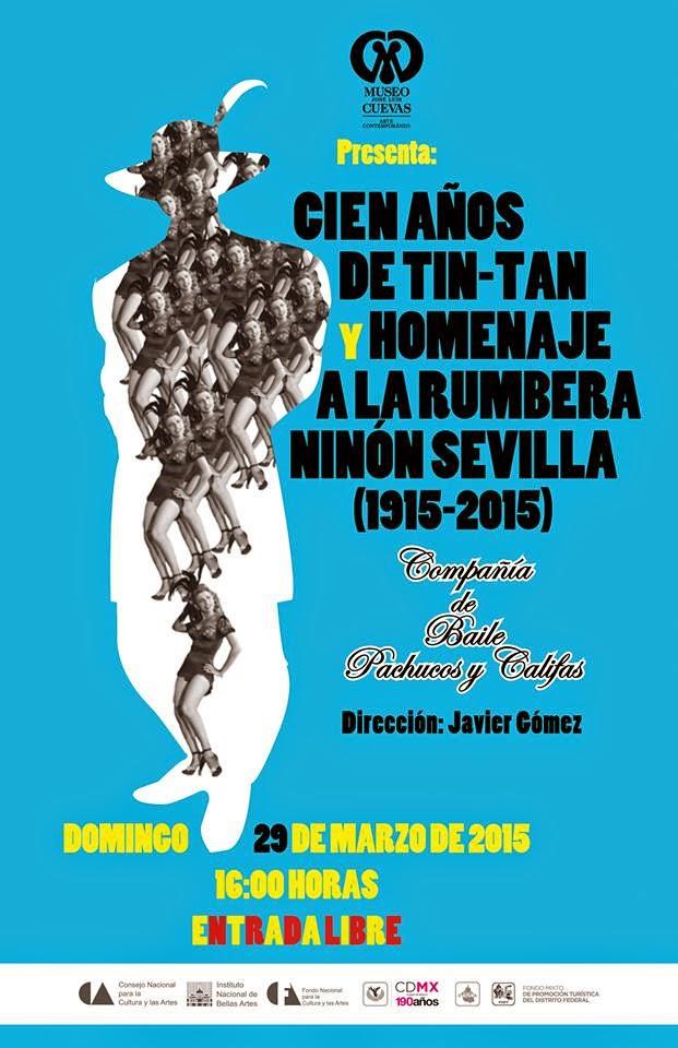 Celebran centenario de Tin Tan en el Museo José Luis Cuevas