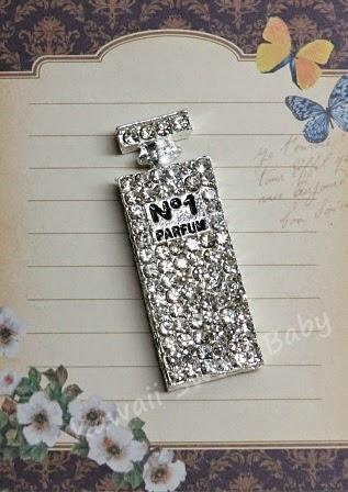 Perfume n°1 de metal