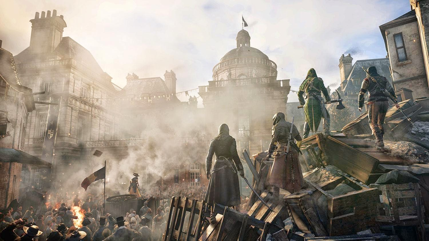 Assassin's CREEd: Unity Redesigned Revolution