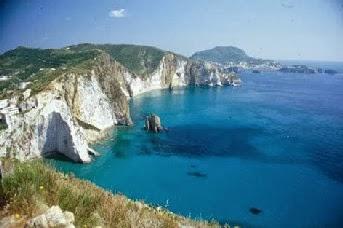 Ponza,l'isola dell'oblio