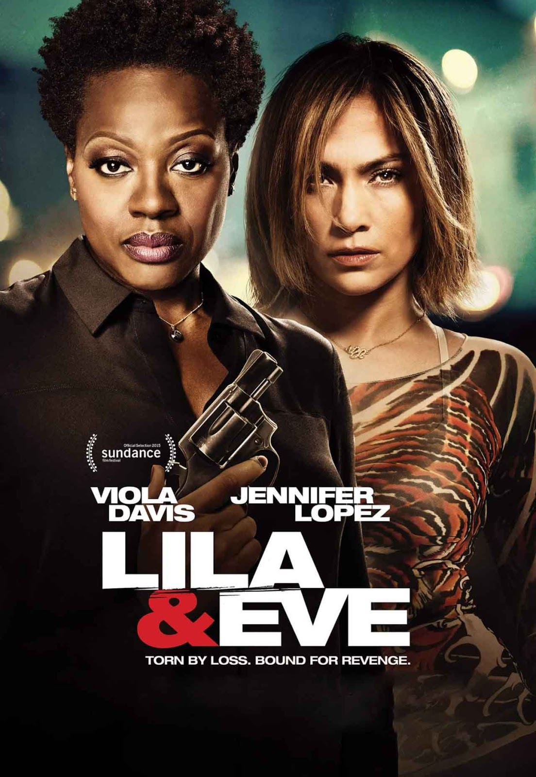 Lila & Eve Torrent - Blu-ray Rip 1080p Legendado (2015)