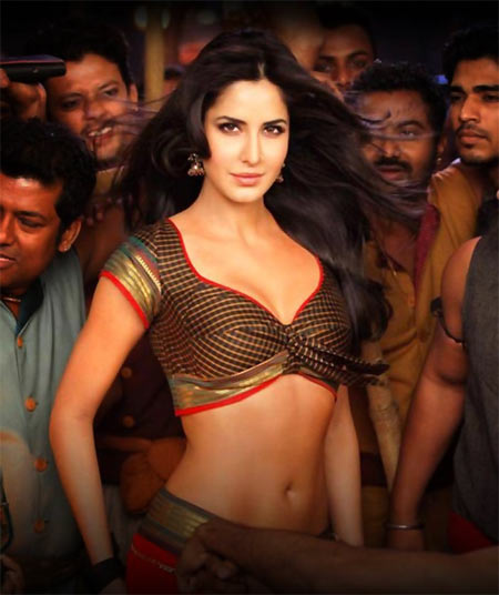 Katrina Kaif in Agneepath Wallpaper-2012
