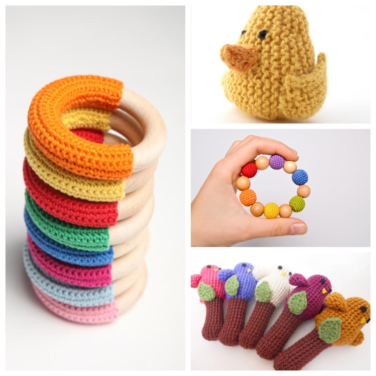 Knitting Toys For Babies : Mama kalalu june