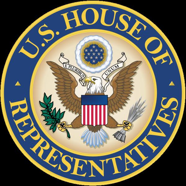 Us House of Representatives Logo