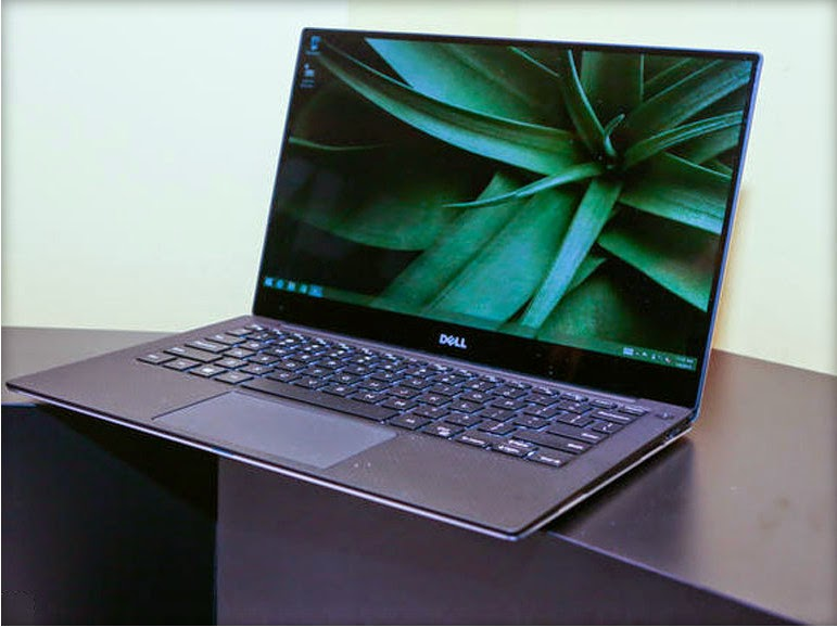 Quad-HD display in the new XPS 13 from Dell
