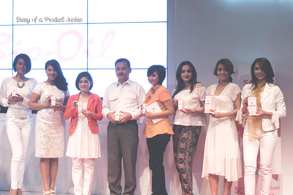 Bio Oil Launch in Indonesia