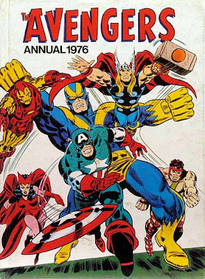 Avengers Annual 1976