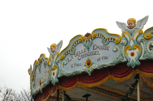 Paris carrousel