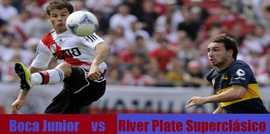 Ver Partido Boca Junior vs River Plate En Vivo Live Stream - 1 June