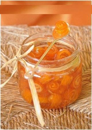 Варенье из апельсиновых корок - Завитушки