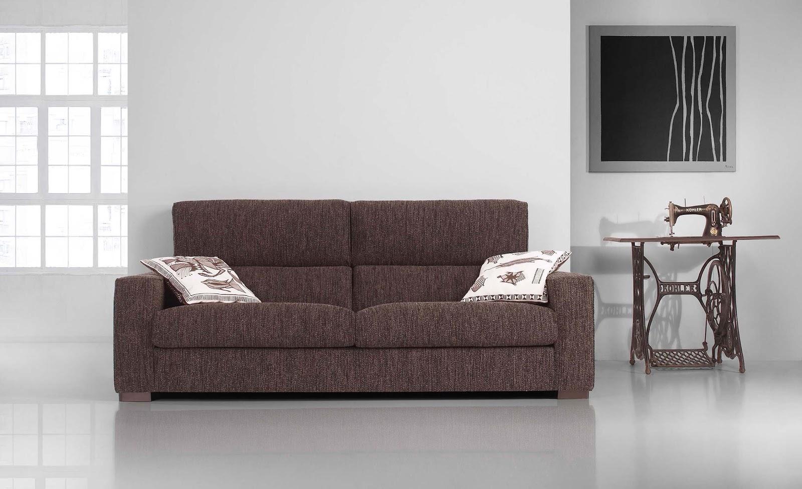 Sofas i mobiliari a mida a barcelona decolevel com sofas for Sofas llit barcelona