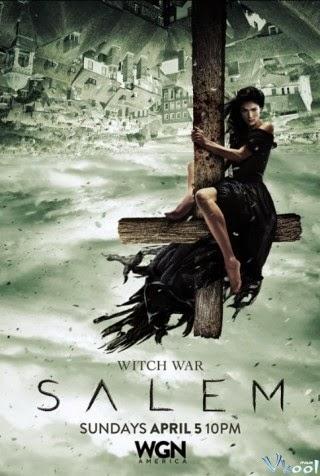 Thị Trấn Phù Thủy 2 - Salem Season 2