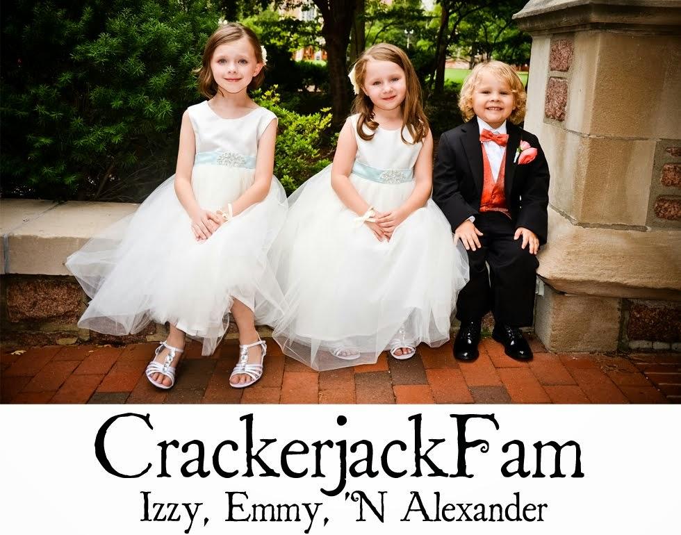 Izzy, Emmy 'N Alexander