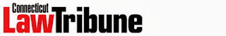 Connecticut Law Tribune Logo in blog post announcing Attorney Pamela Magnano as on of the New Leaders in the Law for 2013.
