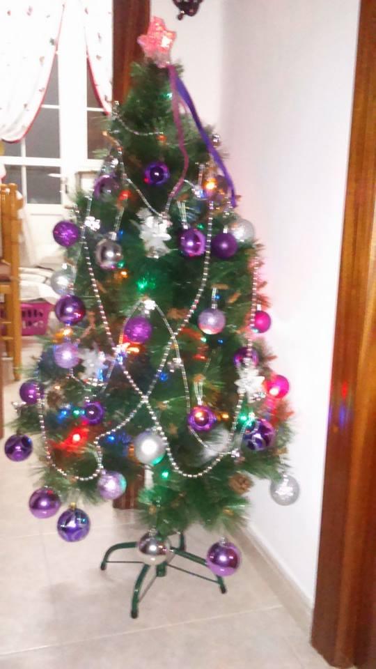La biblioteca de laura mis favoritos de navidad - Arbol navidad casa ...