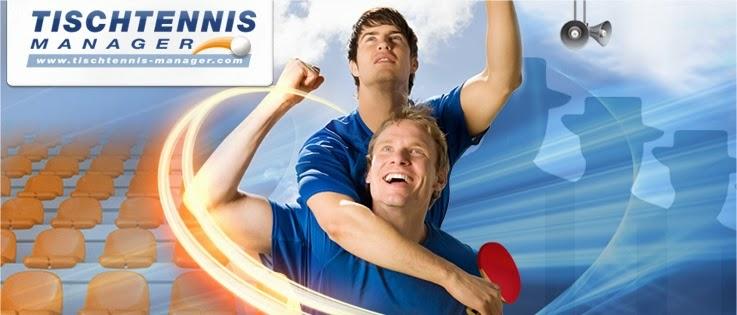 Tischtennis-Manager Logo
