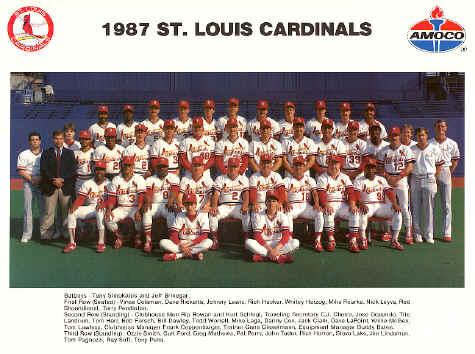 1987 Cardinals
