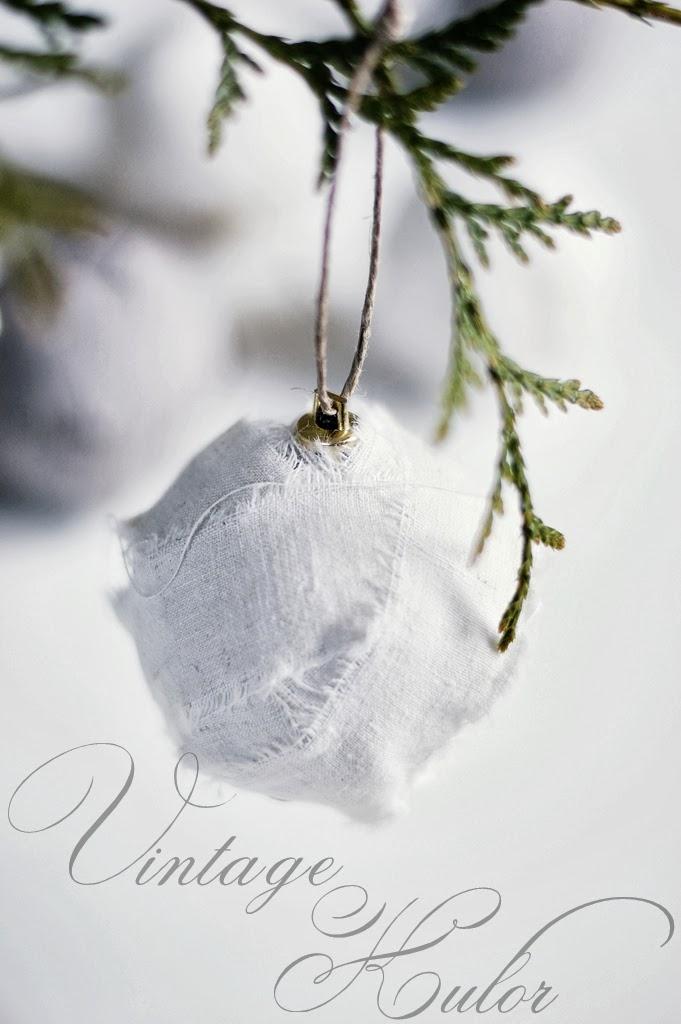 diy, jul, christmas, julgranskulor, julpyssel