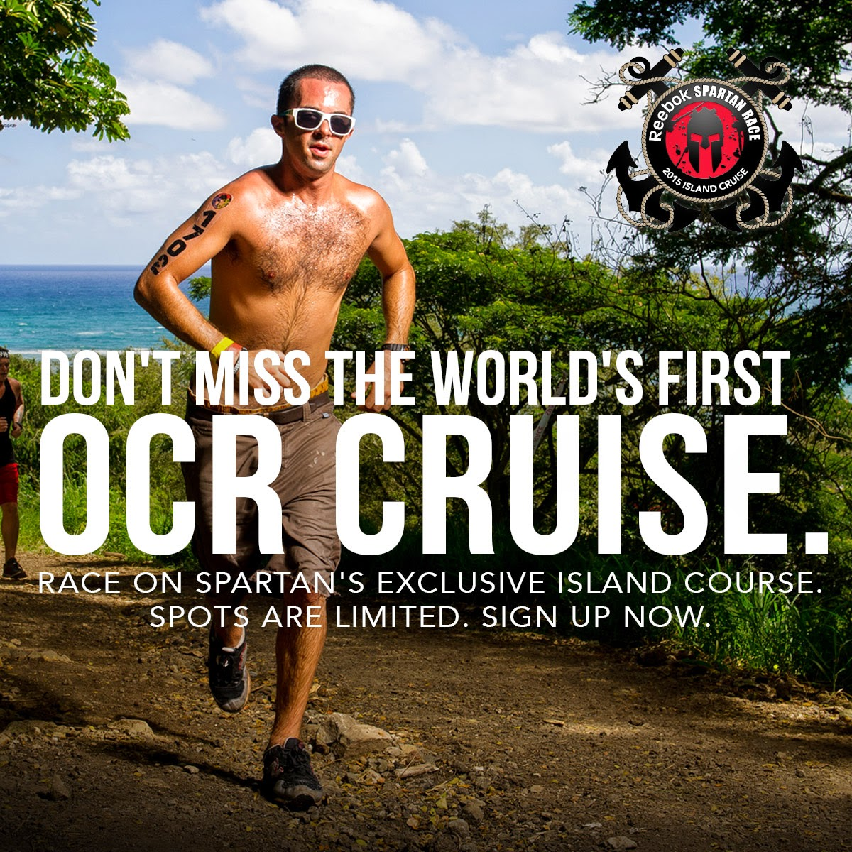 SPARTAN RACE CRUISE