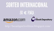 Sorteo internacional: 30€ para Amazon o BookDepository