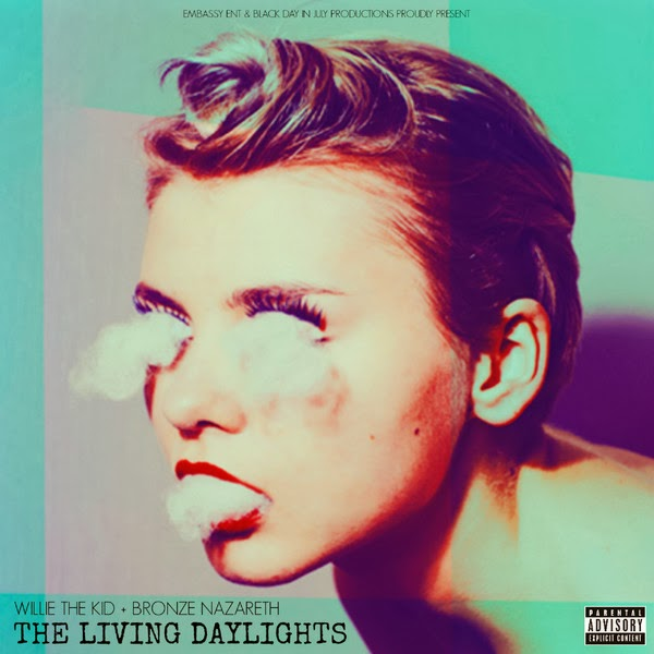 Willie the Kid & Bronze Nazareth - The Living Daylights  Cover