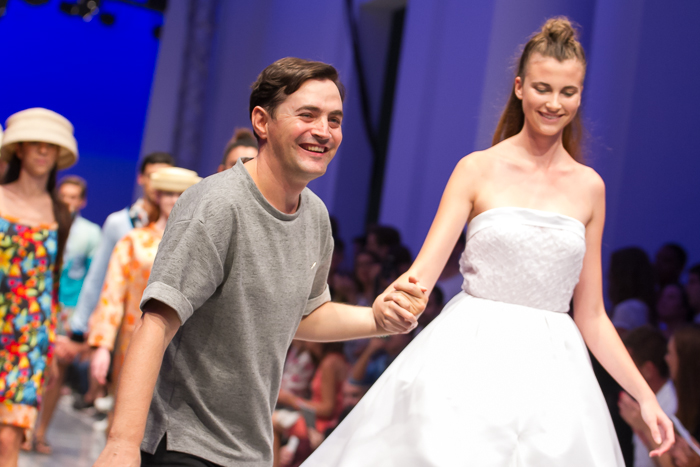 Valencia Fashion week Cronica del desfile