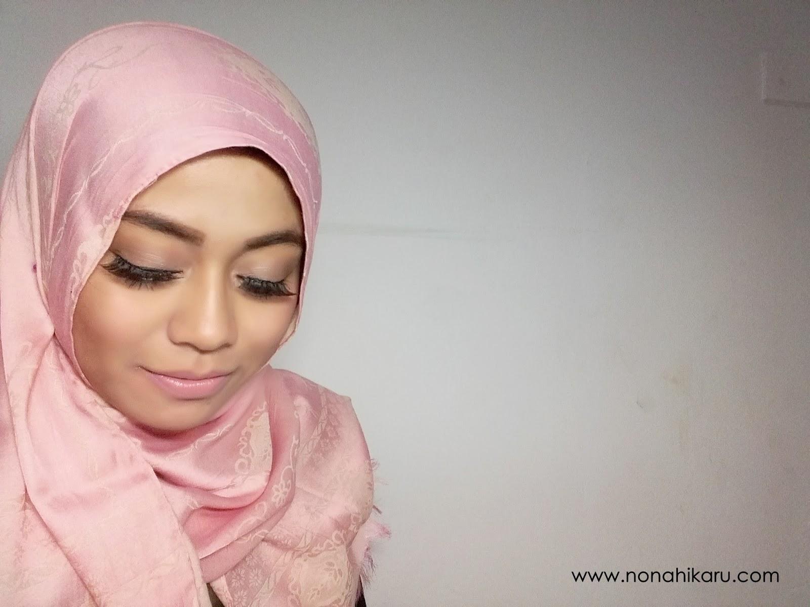 Tutorial Hijab Claudia Cintia Bela