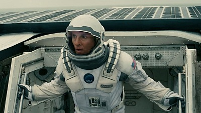 Interstellar Movie - Official Trailer 2 - Song / Music