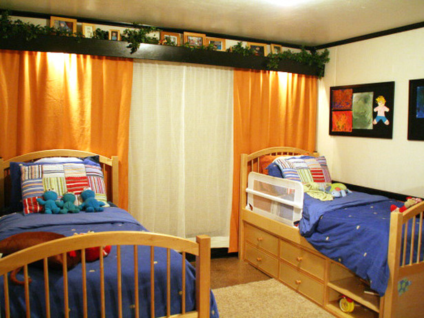 Kids room ideas decorating ideas for kids room sharing for Room decor ideas for toddlers