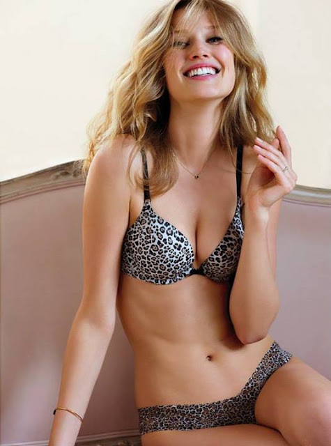 Hot Girl - Toni Garrn for Victoria's Secret Lingerie