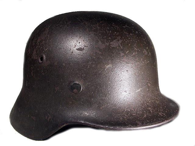 Casco aleman de la Wehrmacht M40