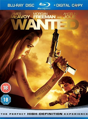 Wanted (2008) BluRay