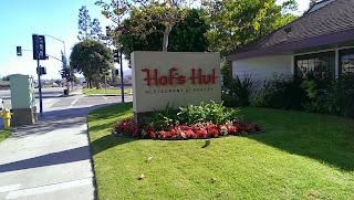 hof Hof's Hut Restaurant Review