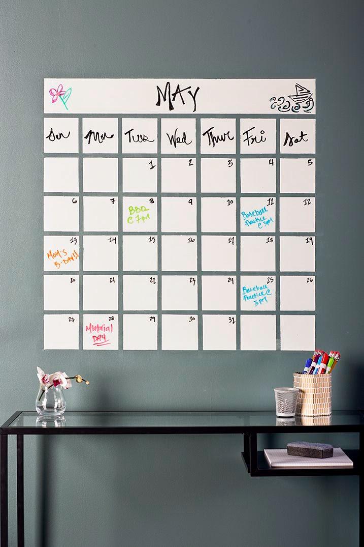 kalendarz nad biurkiem 2015