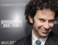Charlie Kaufman, roteirista do filme Brilho eterno de uma mente sem lembranças