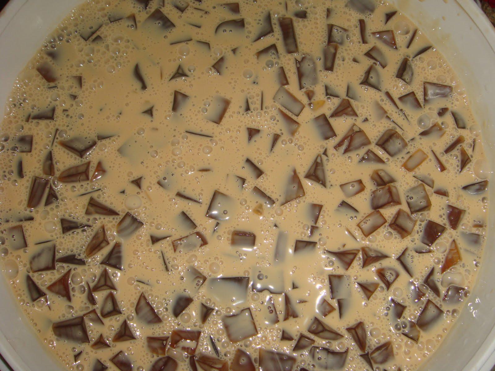 Gulaman Dessert Recipe