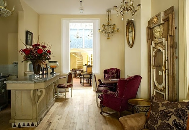 Country French Wall Paint Colors