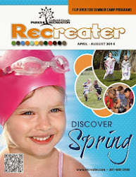 Spring 2014 Recreater Activity Guide