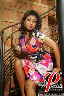 Pawani Madushani tele drama actress